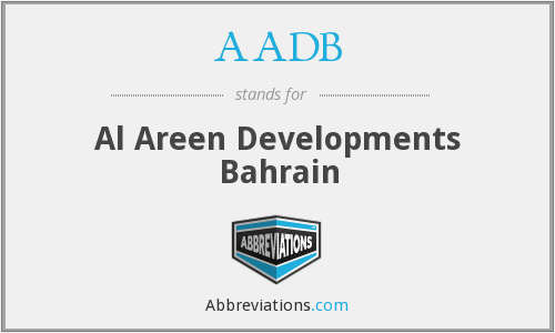 AADB - Al Areen Developments Bahrain