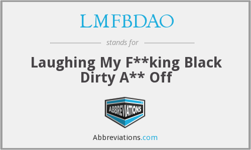 What does LMFBDAO stand for?