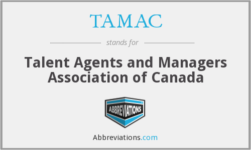 What does TAMAC stand for?