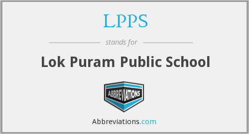 What does LPPS stand for?