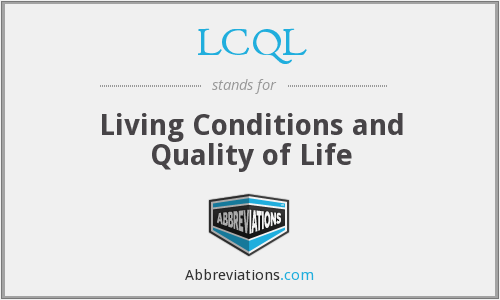 What does LCQL stand for?