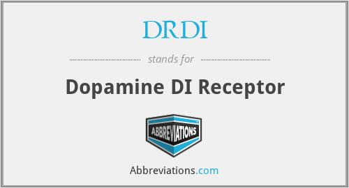 DRDI - Dopamine DI Receptor