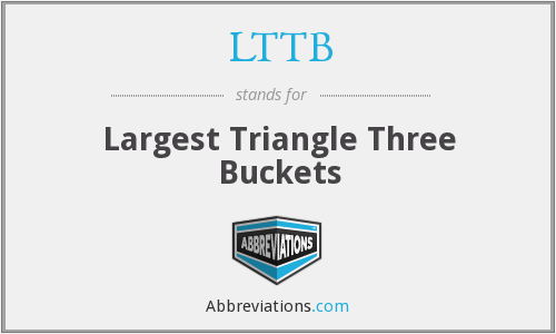 What does LTTB stand for?