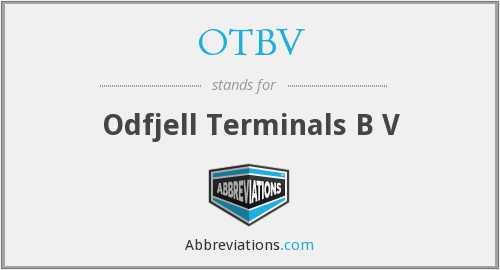 What does OTBV stand for?