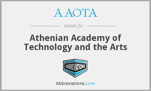 What does AAOTA stand for?