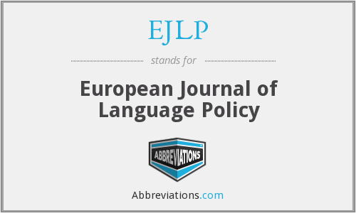 What does EJLP stand for?