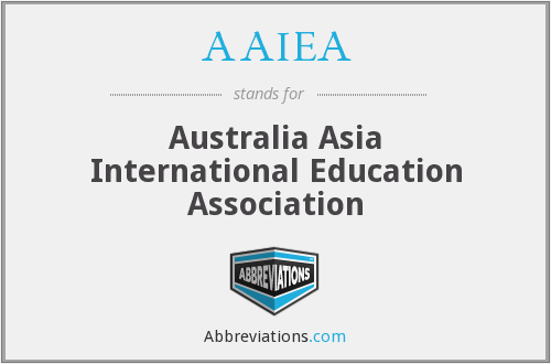 What does AAIEA stand for?