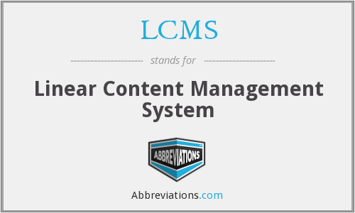 LCMS - Linear Content Management System