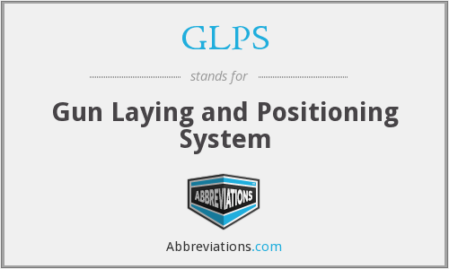 What does GLPS stand for?