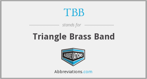 TBB - Triangle Brass Band