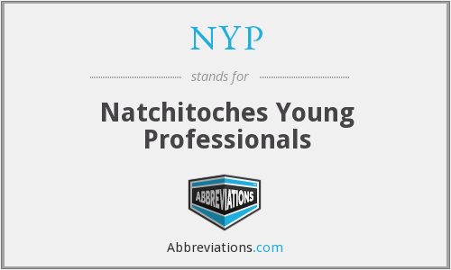 NYP - Natchitoches Young Professionals