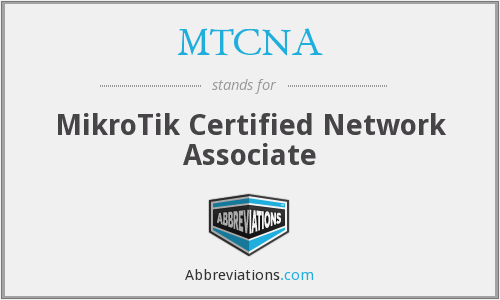 What does MTCNA stand for?