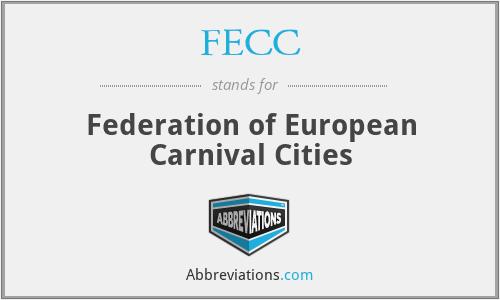 FECC - Federation of European Carnival Cities