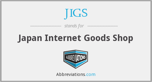 What does JIGS stand for?