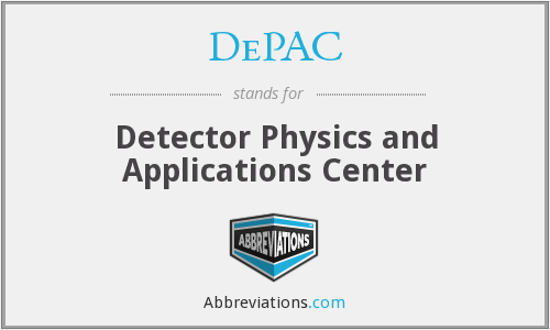 What does DEPAC stand for?