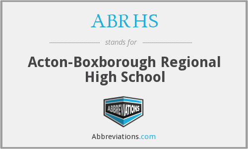 What does ABRHS stand for?