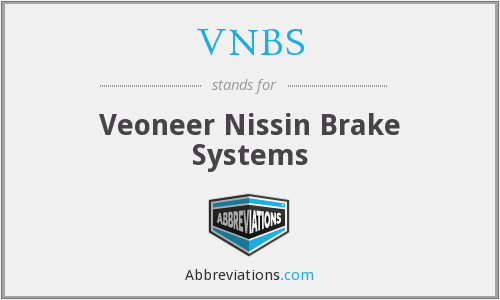 What does VNBS stand for?
