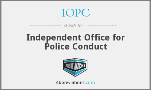 What does IOPC stand for?