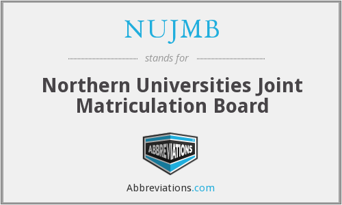 What does NUJMB stand for?