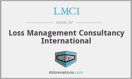 LMCI - Loss Management Consultancy International