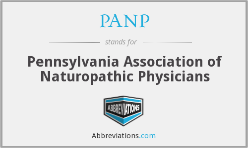 What does PANP stand for?