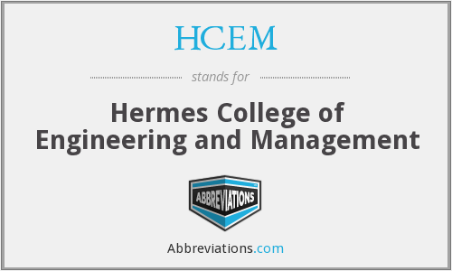 HCEM - Hermes College of Engineering and Management