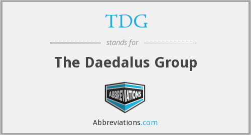 TDG - The Daedalus Group