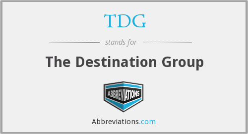 TDG - The Destination Group