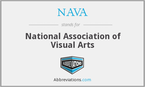 NAVA - National Association of Visual Arts