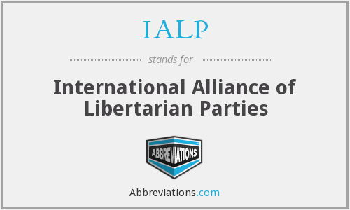 What does IALP stand for?
