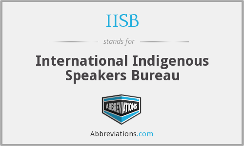 What does IISB stand for?