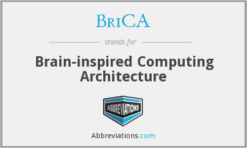 What does BRICA stand for?