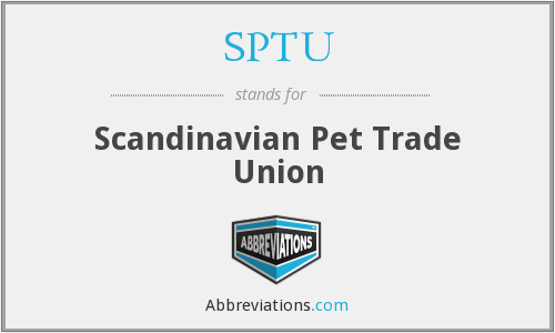 What does SPTU stand for?