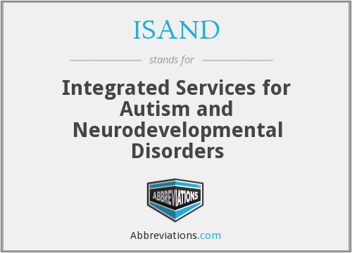 What does ISAND stand for?