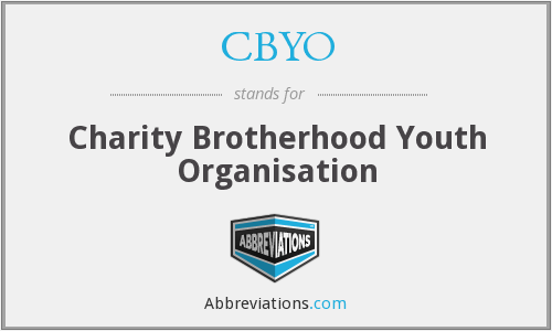 What does CBYO stand for?