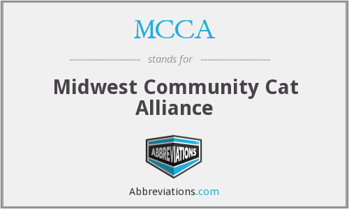 MCCA - Midwest Community Cat Alliance