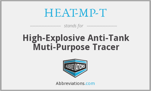 What does HEAT-MP-T stand for?