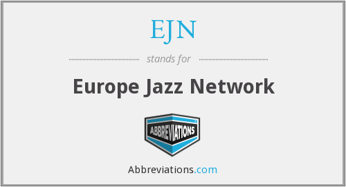 EJN - Europe Jazz Network