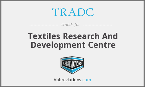 What does TRADC stand for?