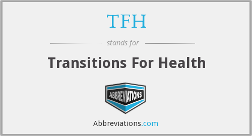 TFH - Transitions For Health