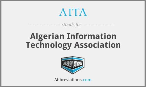 AITA - Algerian Information Technology Association