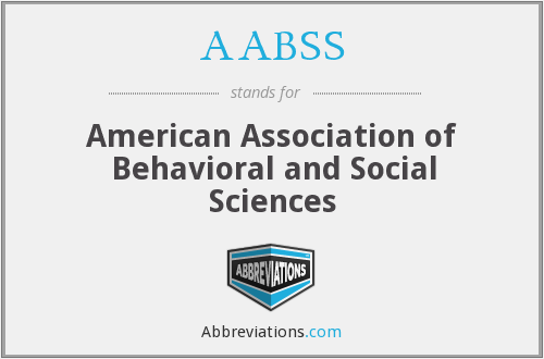 What does AABSS stand for?