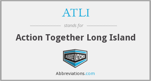 What does ATLI stand for?