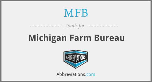 MFB - Michigan Farm Bureau
