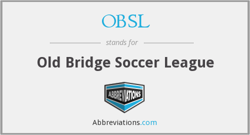 What does OBSL stand for?