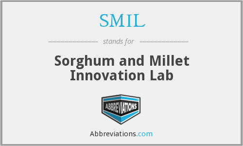 SMIL - Sorghum and Millet Innovation Lab