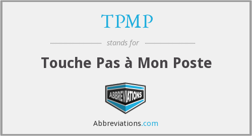 What does TPMP stand for?