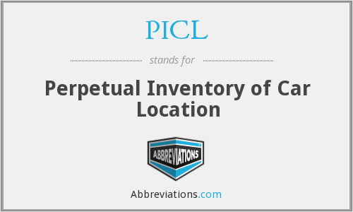 What does PICL stand for?