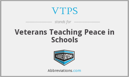 What does VTPS stand for?