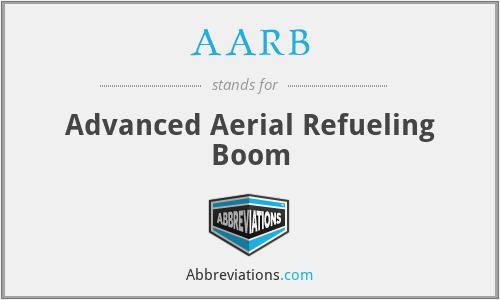 AARB - Advanced Aerial Refueling Boom